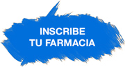 Inscribe tu farmacia